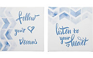 Ashley Ellis Wall Art (Set Of 2)