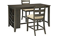 Ashley Rokane 3-Piece Counter Dining Set
