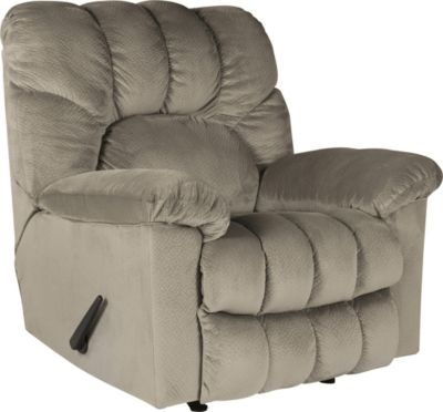 Ashley Dombay Cocoa Rocker Recliner