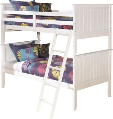 Ashley Lulu Twin/Twin Bunk Bed