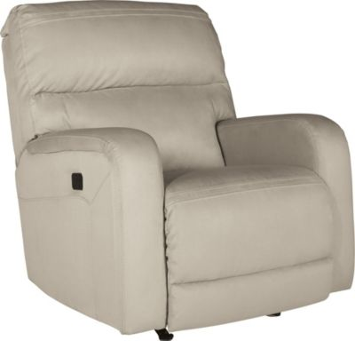 Ashley Azzedella Power Rocker Recliner w/Power Headrest