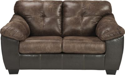 Ashley Gregale Coffee Loveseat