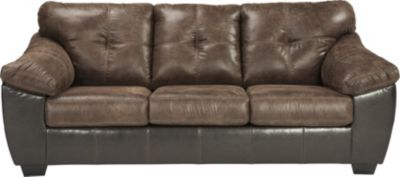 Ashley Gregale Coffee Sofa