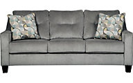 Ashley Bizzy Smoke Sofa