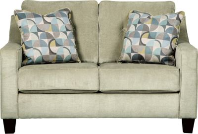 Ashley Bizzy Meadow Loveseat