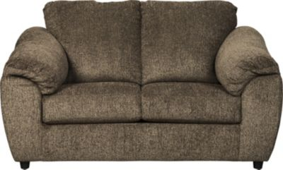 Ashley Azaline Umber Loveseat
