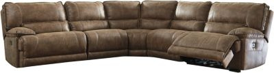 Ashley Grattis 5-Piece Power Reclining Sectional