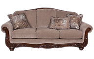 Ashley Martinsburg Meadow Sofa