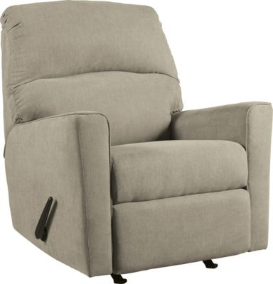 Ashley Alenya Collection Quartz Rocker Recliner