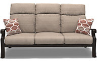 Ashley Chestnut Ridge Outdoor Sofa With Cushion