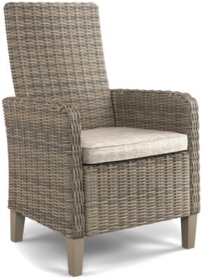 Ashley Beachcroft Outdoor Chair With Cushion