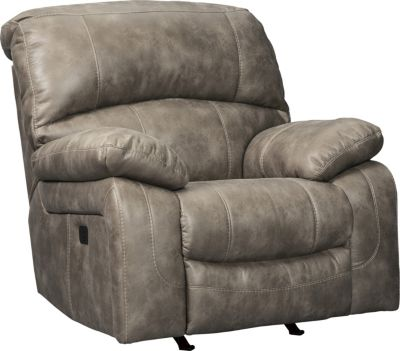 Ashley Dunwell Power Rocker Recliner