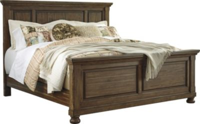 Ashley Flynnter King Panel Bed