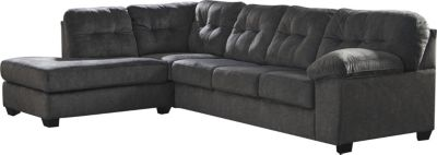 Ashley Accrington Granite 2-Piece Sectional