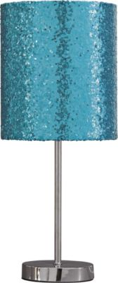 Ashley Maddy Teal Table Lamp