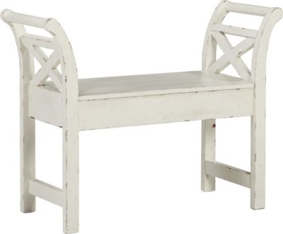 Ashley Heron Ridge Accent Bench