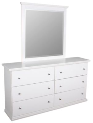 Ashley Bostwick Shoals Dresser with Mirror