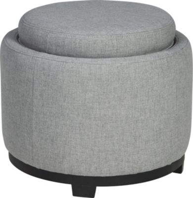 Ashley Menga Storage Ottoman with Tray