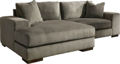 Ashley Manzani 2-Piece Sofa Chaise