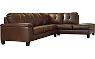 Ashley Goldstone 2-Piece Sectional