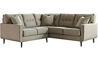 Ashley Dahra 2-Piece Sectional