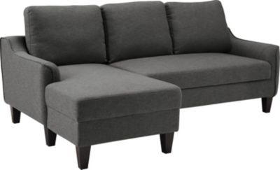 Ashley Jarreau Gray Queen Sleeper Sofa Chaise