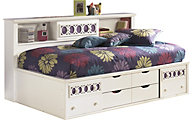 Ashley Zayley Twin Bookcase Storage Bed