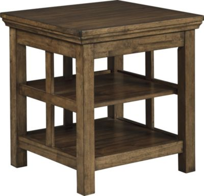 Ashley Flynnter Square End Table