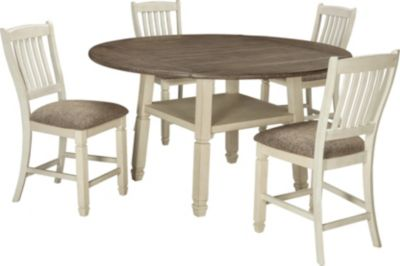 Ashley Bolanburg 5-Piece Counter Set