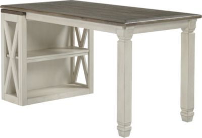 Ashley Bolanburg Bookcase Desk