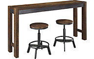 Ashley Torjin Counter Table & 2 Stools