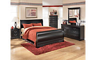 Ashley Huey Vineyard 4-Piece Queen Bedroom Set