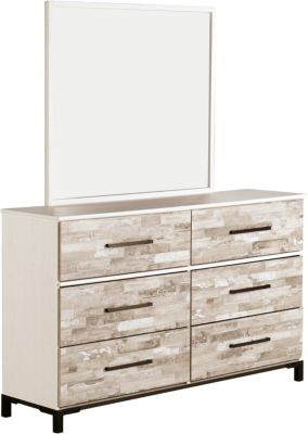 Ashley Evanni Dresser With Mirror