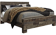 Ashley Derekson King Panel Bed