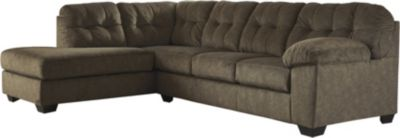Ashley Accrington Earth 2-Piece Sectional