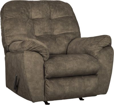Ashley Accrington Earth Rocker Recliner