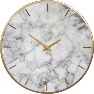 Ashley Jazmin Wall Clock