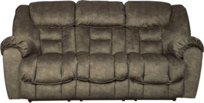 Ashley Capehorn Reclining Sofa