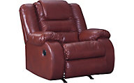 Ashley Vacherie Salsa Rocker Recliner