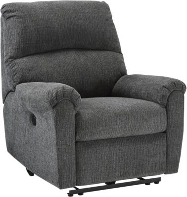 Ashley McTeer Gray Power Recliner