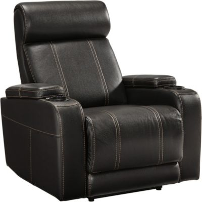 Ashley Boyband Power Recliner