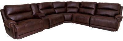 Ashley Luttrell 6-Piece Reclining Sectional