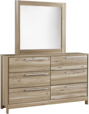 Ashley Kianni Dresser With Mirror