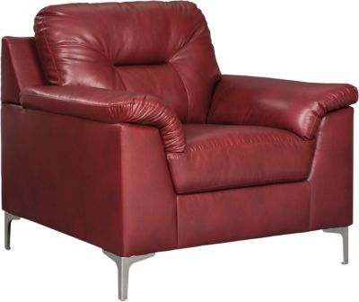 Ashley Tensas Crimson Chair