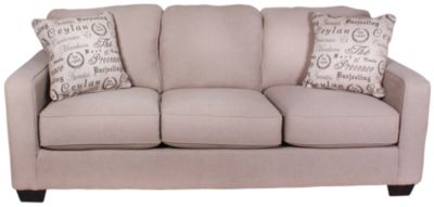 Ashley Alenya Quartz Sofa