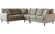 Ashley Dahra 3-Piece Sectional