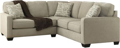 Ashley Alenya Quartz 2-Piece Sectional