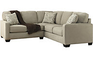 Ashley Alenya Collection Quartz 2-Piece Sectional