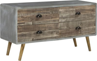 Ashley Camp Ridge Accent Cabinet