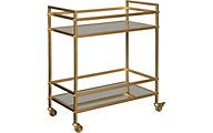 Ashley Kailman Bar Cart
